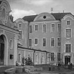 Главный подъезд больницы им. Мечникова