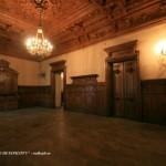 Столовый зал в особняке Брусницыных