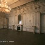 Белый (Танцевальный) зал в особняке Брусницыных