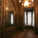 Курительная комната в особняке Бррусницыных