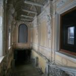 Парадная лестница в особняке Брусницыных