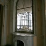 Камин Парадной лестницы в особняке Брусницыных