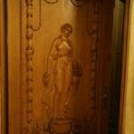 Дверь в особняке В. Э. Брандта