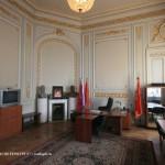 Комната в особняке О. В. Серебряковой