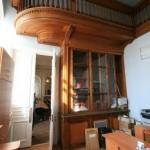 Библиотека в особняке О. В. Серебряковой
