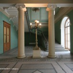 Фойе в доме И. В. Пашкова