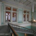 Парадная лестница в доме И. В. Пашкова