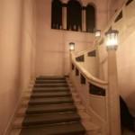 Парадная лестница в доме Ф. Г. Бажанова