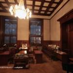 Дубовый зал в доме Ф. Г. Бажанова