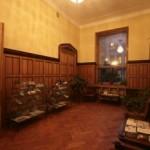 Гербовый зал в доме Ф. Г. Бажанова