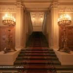 Парадная лестница в Мариинском дворце