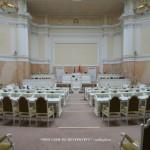 Зал заседаний в Мариинском дворце