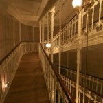 Лестница-пандус в Мариинском дворце