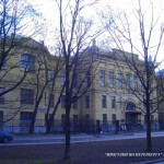НИИ акушерства и гинекологии здание