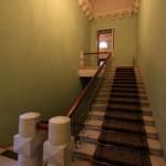 Парадная лестница в особняке С. С. Абамелек-Лазаревых
