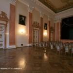 Театральный зал в особняке С. С. Абамелек-Лазарева