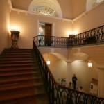 Парадная лестница в Строгановском дворце