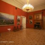 Зал с дубовым камином в Строгановском дворце