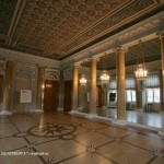 Парадная столовая (Угловой зал) в Строгановском дворце