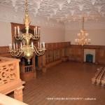 Дубовый зал во дворце Белосельских-Белозерских