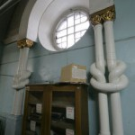 Фрагмент церкви