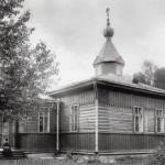 Церковь Свех Святых киновии Александро-Невской лавры