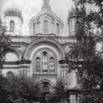 Церковь Пресвятой Троицы в киновии Александро-Невской лавры