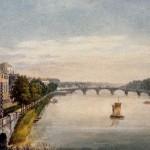 Вид на Каменноостровский мост