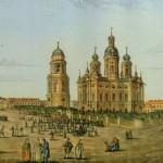Вид церкви Владимирской богоматери