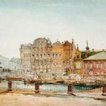 Дворец Белосельских-Белозерских и Сергиевское подворье