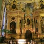 Захоронения в Петропавловском соборе