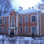 Корпус больницы Петра Великого