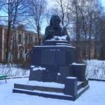Памятник И. И. Мечникову