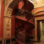 Лестница в музее СПбГХПА
