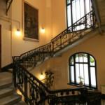 Парадная лестница в доме Ф. И. Лидваля