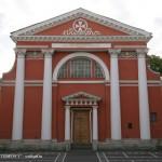 Мальтийская капелла Воронцовского дворца