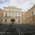 Внутренний двор Воронцовского дворца