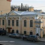 Боковой корпус Воронцовского дворца