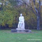 Памятник С. А. Есенину в Таврическом саду