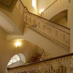Парадная лестница в здании Сената