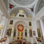 Церковь св. кн. Александра Невского в здании Сената