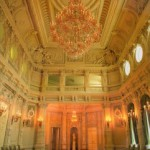 Зал во дворце А. Д. Шереметева (Дом писателей)