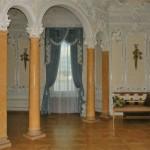 Зал во дворце А. Д. Шереметева