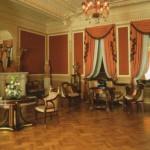 Гостиная во дворце А. Д. Шереметева
