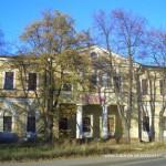 Караульный дом Галерной гавани
