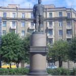 Памятник Л. А. Говорову