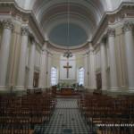 Зал костёла святой Екатерины