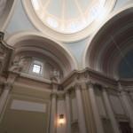 Купол костёла святой Екатерины