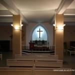 Зал лютеранской церкви святого Михаила