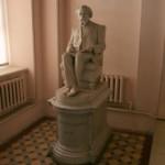 Скульптура в Пушкинском доме